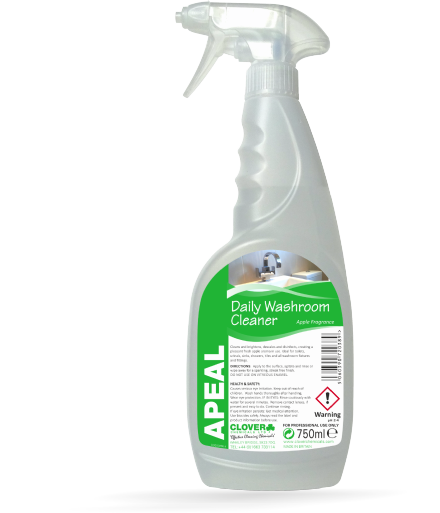 Clover Apeal Daily Washroom Cleaner